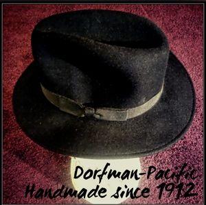 Authentic Dorfman-Pacific hat